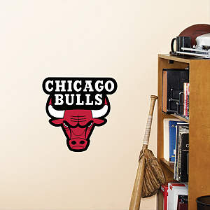 Chicago Bulls Teammate Fathead Decal